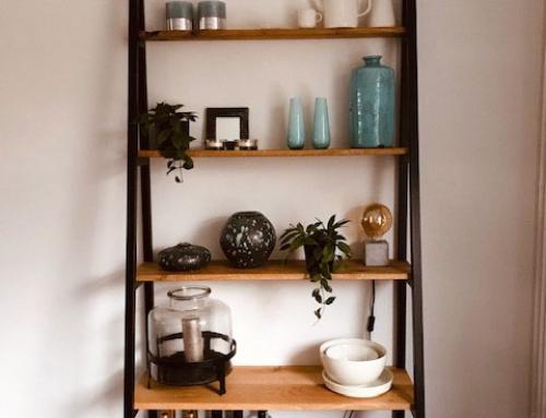 Boekenkast & tv meubel